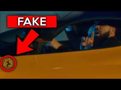 10 Things YOU Missed in Drake  - I'm Upset