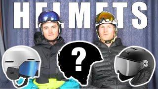 Ski Helmet - WHAT YOUR SKI HELMET SECRETLY SAYS ABOUT YOU