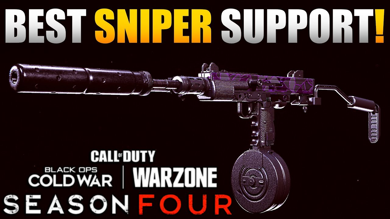 Milano is Hands Down the Best Sniper Support in Warzone   Milano/Swiss Class Setup w/Eye Tracker