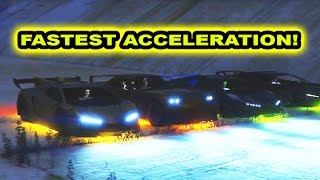GTA 5 2ND GEN: First Person Fastest Acceleration Tutorial - Fastest Vehicle (GTA V Gameplay)