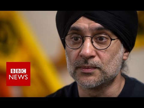 The unspoken UK Punjabi alcohol problem - BBC News