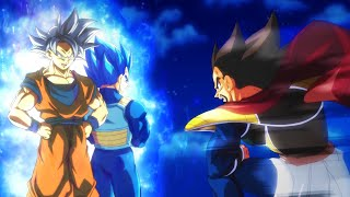 Goku Finally Meets King Vegeta As An Adult! Dragon Ball Super VE PART 2