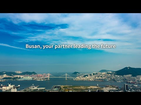 BUSAN, your partner leading the future. - ENG image