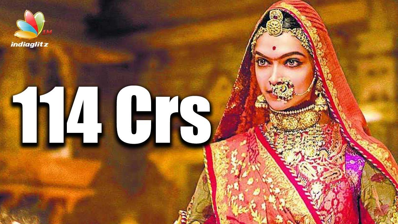 Padmaavat Box Office Report