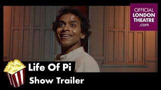 Life Of Pi - Show Trailer