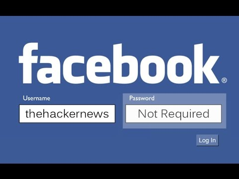 how To Login Facebook Without Password