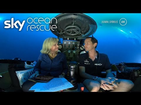 Deep Ocean Live: The first broadcast