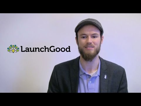 Chris from LaunchGood