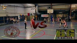 Match Basket U16 Nivelles - Lothier Genappe / My Drone Story