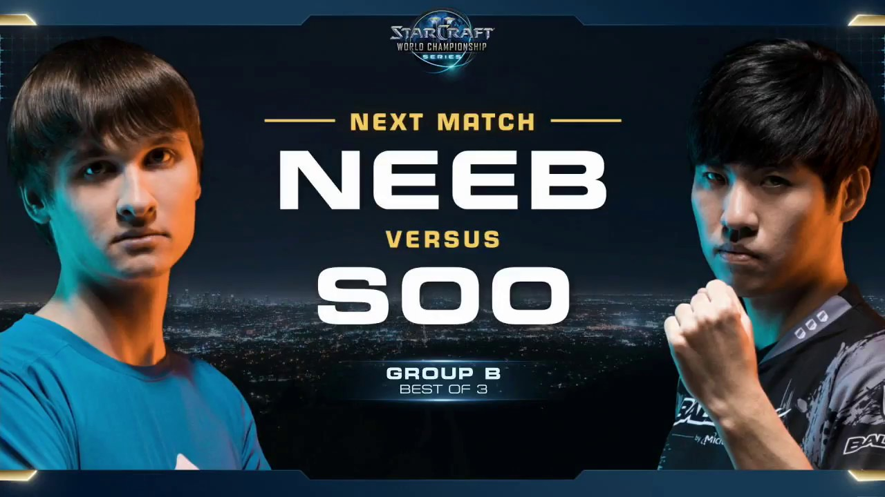 Soo Vs Neeb Zvp Group B Winners Wcs Global Finals 2017 Starcraft Ii