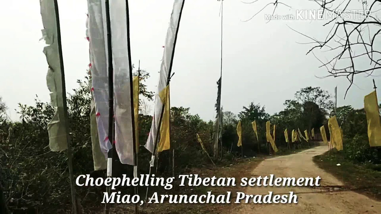 Choephelling Tibetan settlement, Miao, A.P