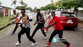 D2 - Alkayida Vs Azonto Part 2 [Red Card Dance Video]
