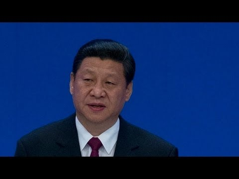 Chinese Leader Xi Jinping Opens Boao Forum