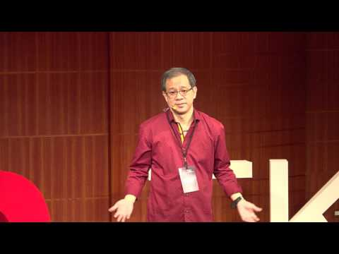 Calligraphy and the modern aesthetics of living | MING HAO MA | TEDxTKU