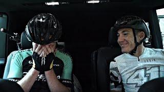 Carrerón!!! Etapa 2 La Rioja Bike Race con Aleix Espargaró e Ibon Zugasti