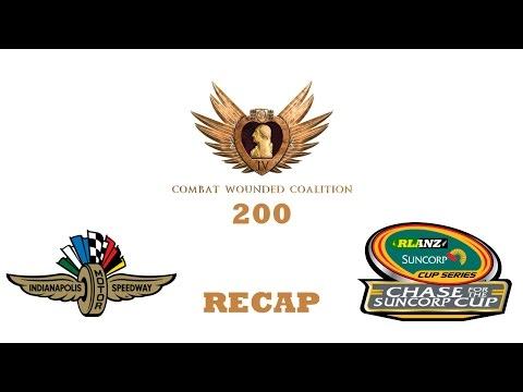 RECAP: RLANZ SCS Race 12/16 | Combat Wounded Coalition 200