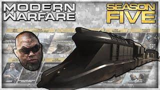 Modern Warfare & Warzone: Season 5 Showcase & Thoughts