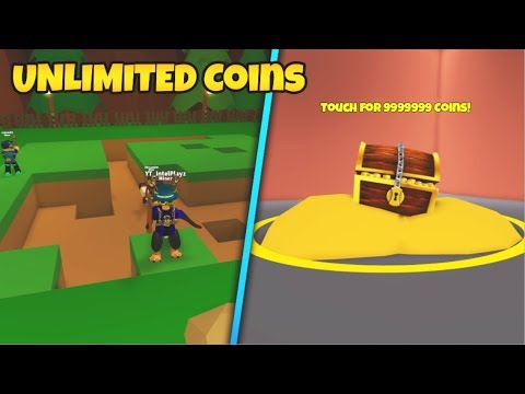 *UNLIMITED COINS* Modded Treasure Hunt Simulator