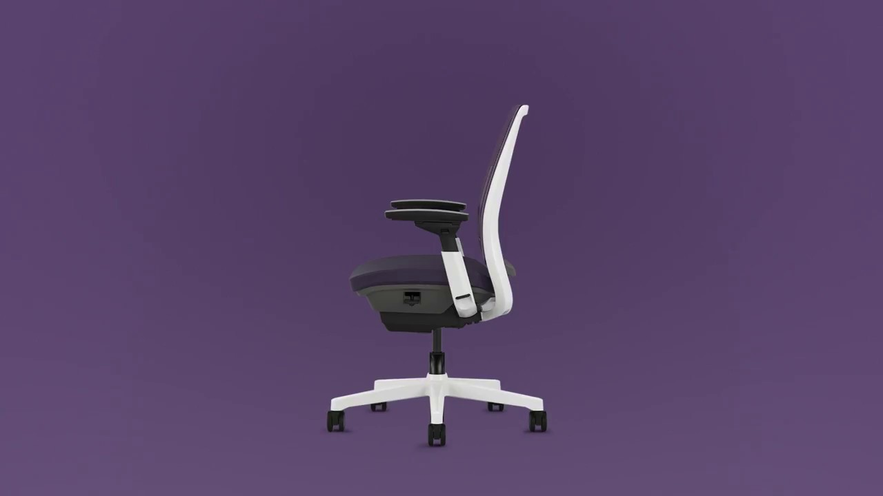 Amia Ergonomic Office Chair  Seating  Steelcase