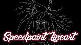 [Speedpaint] Shundra - Magical Powers  - Lineart