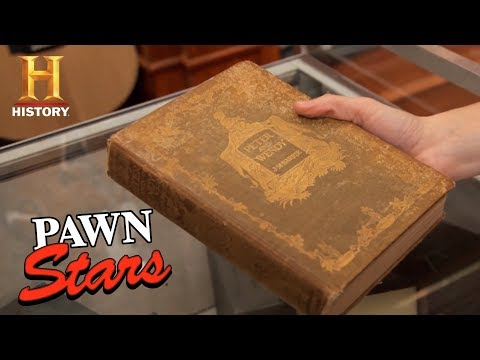 Pawn Stars: 1911 Edition Peter Pan Novel (Season 15) | History