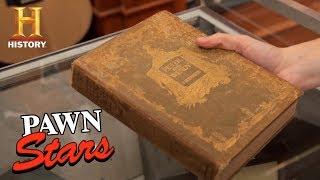 Pawn Stars: 1911 Edition Peter Pan Novel | History