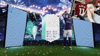 Urodziny FUT - niesamowite trafy! | FIFA 18 Pack Opening