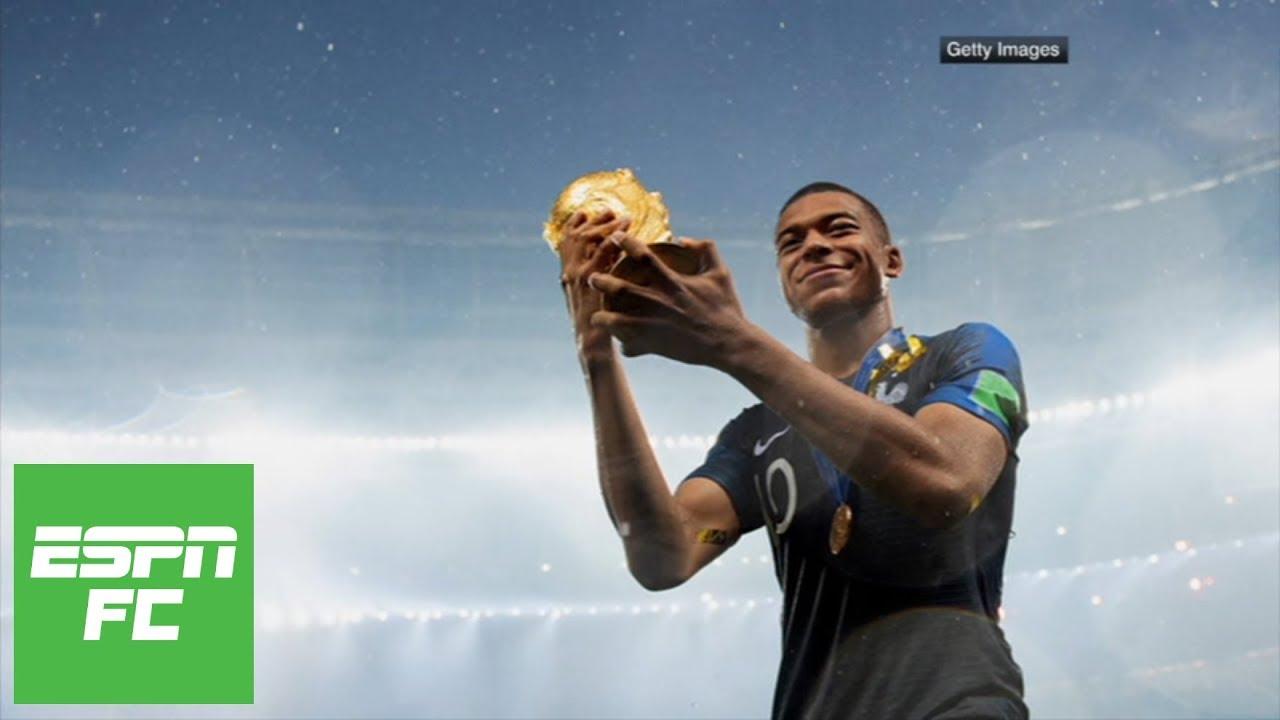 Kylian Mbappe is a future Ballon D'Or winner 'for sure' | ESPN FC