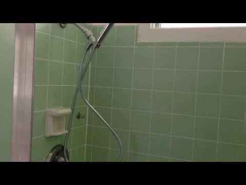 Bathroom and Japanese Style Furo (soaking tub)