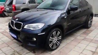 BMW X6 I (E71) Рестайлинг 2013 3.0d AT (245 л.с.) 4WD(Автомобиль продается автосалоном