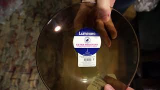 видео Посуда Luminarc (Франция)