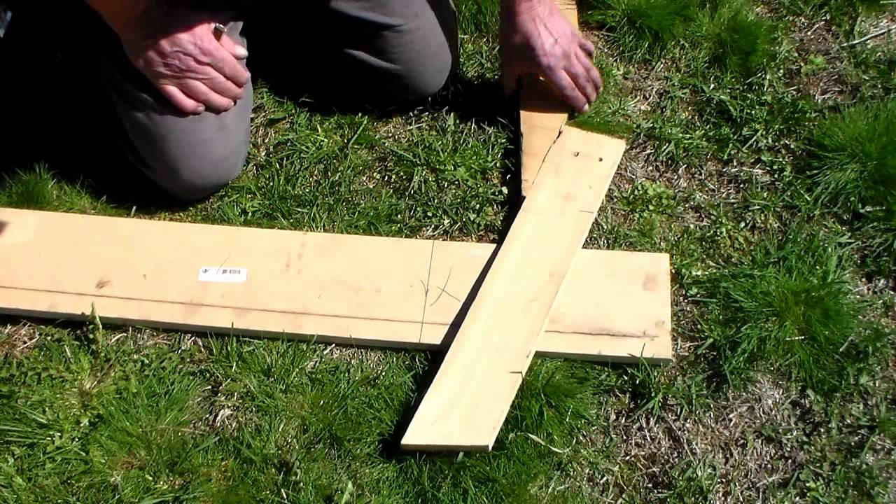 Tips and tricks, in carpentry framing 2 How to set trusses and ...