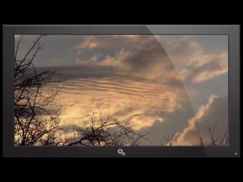 Interesting clouds? - HAARP? 12.2.2016.Slovakia