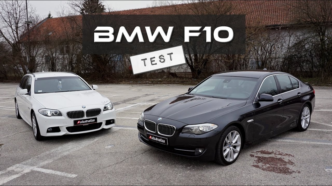 Test Bmw F10 Strašno Koliko Je To Idealan Automobil