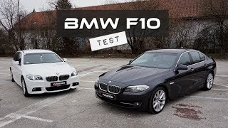 Test: BMW F10 - STRAŠNO KOLIKO JE TO IDEALAN AUTOMOBIL!
