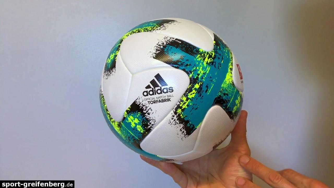 Adidas Torfabrik 2017 2018 OMB Bundesliga Ball