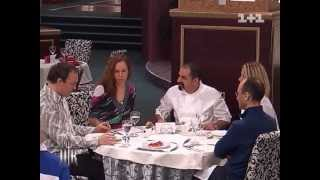 """Кулинарное шоу """"Адская кухня"""" - 6 выпуск"""