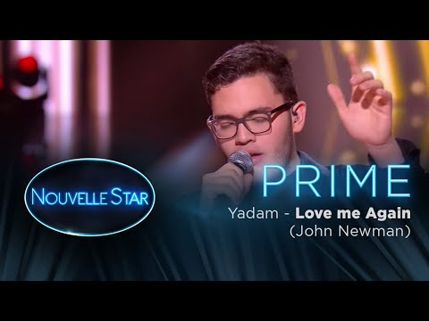 PRIME 01 - YADAM -  Love me Again (John Newman)