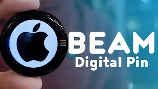 Beam Smart Button Review! The Future of Wearable Tech?