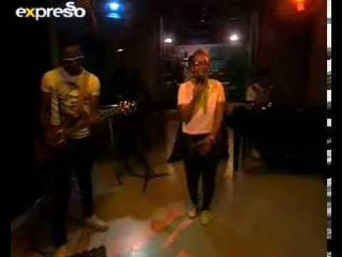 MuzArt perform 'Party After' live at Expresso