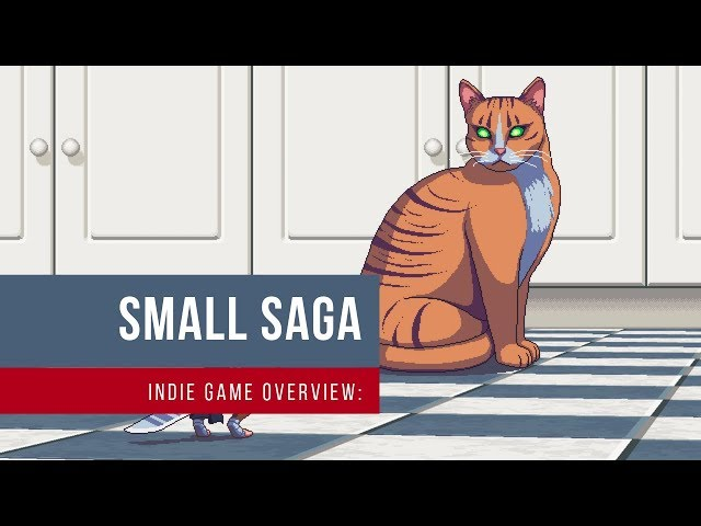 Indie Game Overview: Small Saga