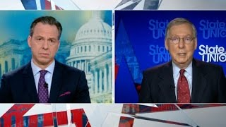Full interview with Majority Leader Mitch McConnell