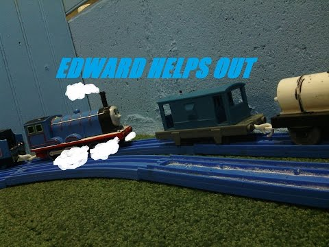 Tomy Edward Helps Out - US