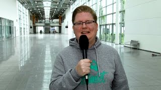 Gamescom TV - Folge 3 - Die Ruhe vor dem Spiele-Sturm