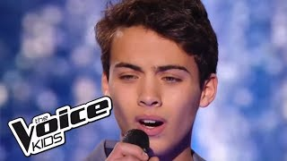 The Voice Kids 2016 | Achille – Shape of My Heart (Sting) | Demi-Finale