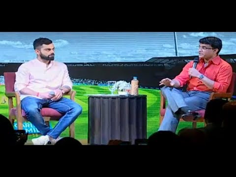 Exclusive: Virat Kohli & Sourav Ganguly At Boria's Book Launch | Sports Tak