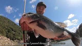 Big Bass Dreams Europe - 1° video Flumendosa FINITO