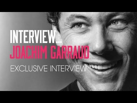 Interview - Joachim Garraud - On his his new album and kickstarter campaign.