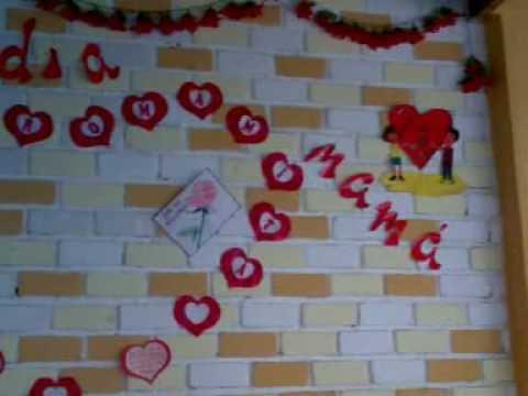 Ambientacion de aula cuarto a youtube for Avisos de ocasion el mural