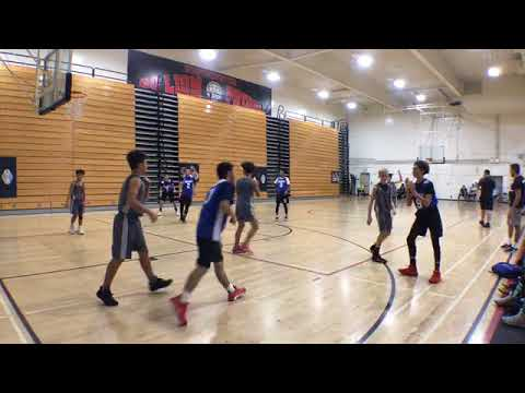 14u Red Team Create vs Diamond Ranch High School JV
